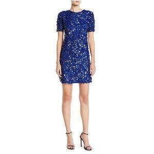 ZAC POSEN**Blue Sequined Dress**US 12**$4990